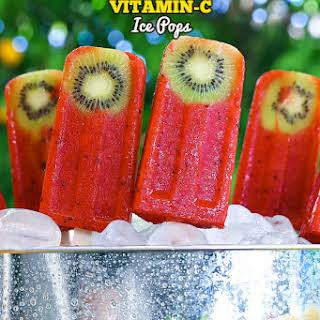 Vitamin C Ice Pops.
