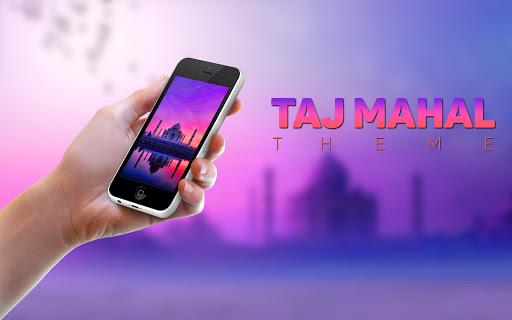 Taj mahal launcher and theme  screenshots 4