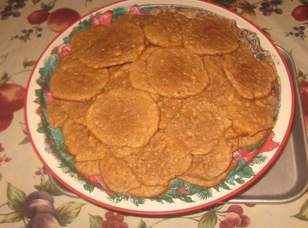 Snickers/peanut Butter/oatmeal Cookies Recipe
