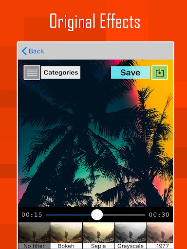 V2Art ud83dudd25 video effects and filters, Photo FX 1.0.40 screenshots 9