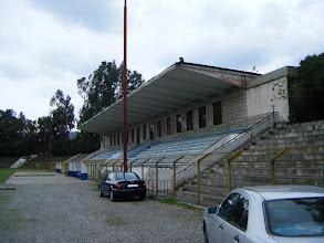 Photo: 16/04/11 - Photo of the Selman Stermasi Stadium (FK Tirana) - contributed by Dave DJ Johnston