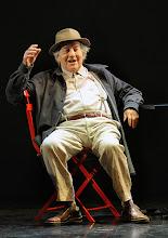 Photo: WIEN/ Kammerspiele: CHUZPE von Lily Brett. Premiere am 22.11.2012. Inszenierung: Dieter Berner. Otto Schenk. Foto: Barbara Zeininger.