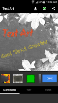 Text Art Cool Text Creator - screenshot thumbnail 05