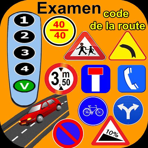 Examen du permis de conduire 2 Icon