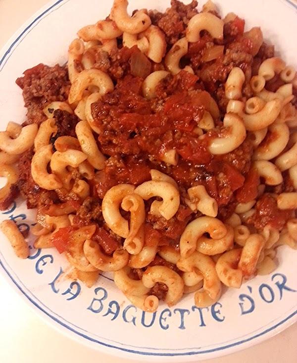 Hamburger Surprise-connie's Recipe