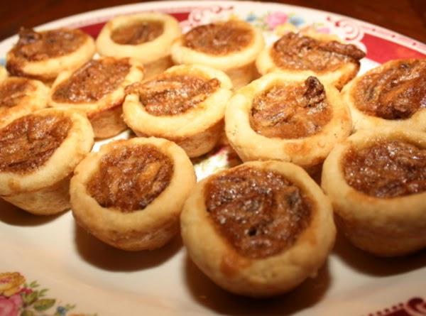 Mom's Mini Pecan Pies Recipe