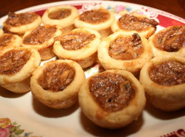 Mom's Mini Pecan Pies Recipe