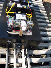 Photo: Bill Laird built critter    SWLS at HALS 2009-1106