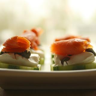 Gravlax Appetizer Recipes.