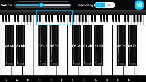 鋼琴鍵盤|玩娛樂App免費|玩APPs