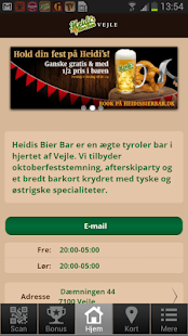 Heidi's Bier Bar Vejle- screenshot thumbnail