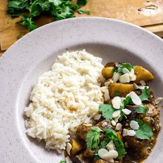Quick & Easy Vegetable Curry with Potato & Aubergine Recipe