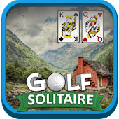 Golf Solitaire Mountains