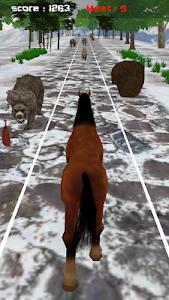 Jungle Horse Run 3D screenshot 7