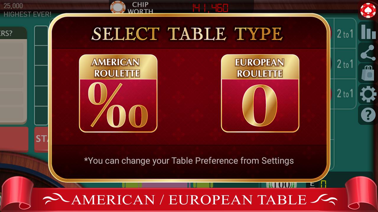 Roulette Royale - FREE Casino screenshot #3