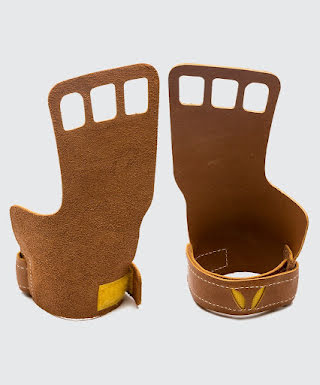 Victory Grips Leather Women 3-Finger