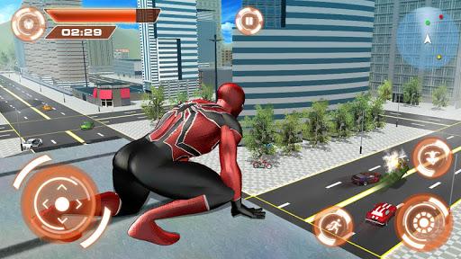 Flying Hero Super City Rescue Missions 1.1 screenshots 3
