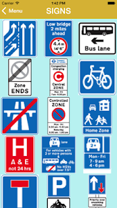 Highway Code 2016 screenshot 2