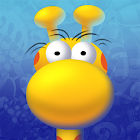 Mordillo Crazy Puzzle icon