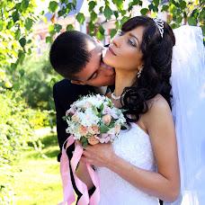 Wedding photographer Irina Vorfolomeeva (IrinkaCanon). Photo of 01.08.2015