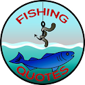 Funny Fishing Quote Wallpaper icon