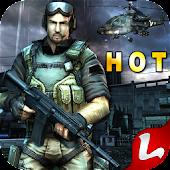 Modern Army Commando Shooter