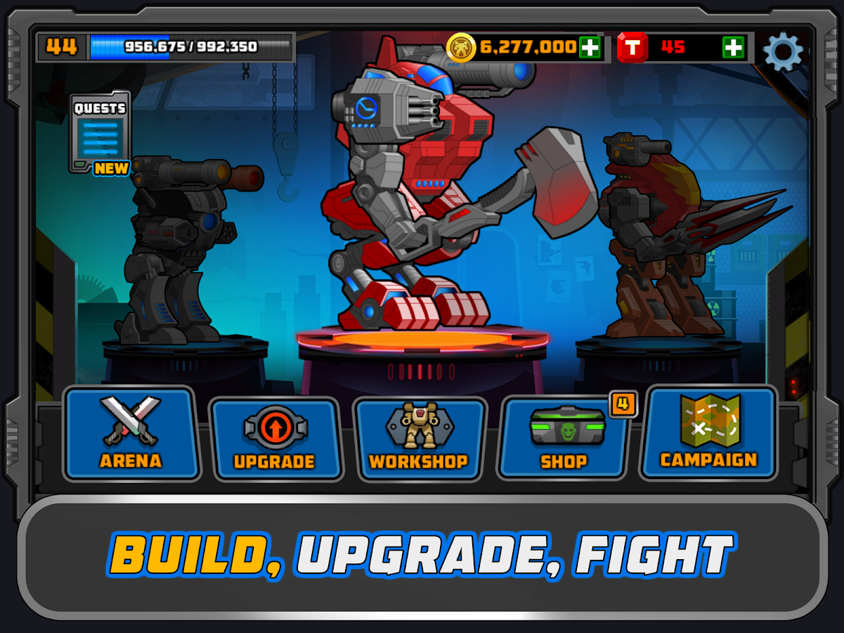 Super Mechs - Android Apps on Google Play