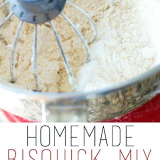 Homemade Bisquick Mix.