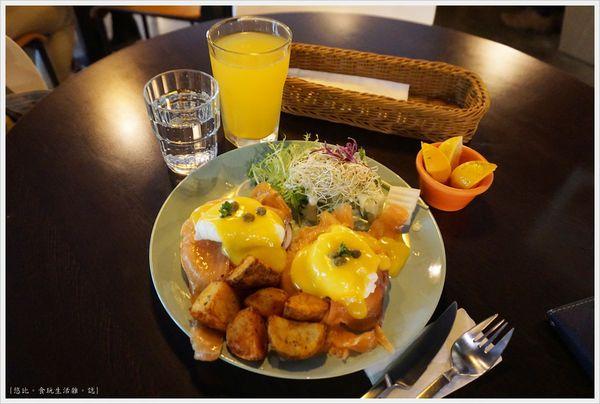 Olimato 奧樂美特。 台中|北屯區 大份量早午餐
