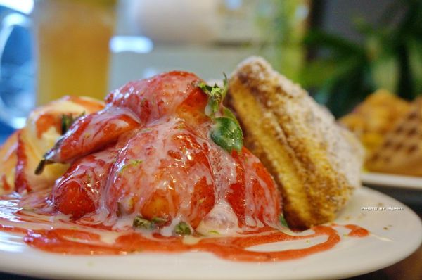 182 Pancake 創意手作鬆餅 限定限量推出 早午餐兼下午茶的美味餐點