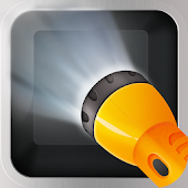 Bright Flashlight Free &No ads
