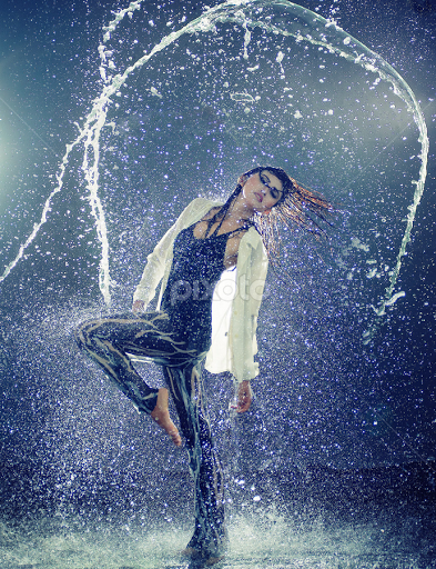 Dancing in Water