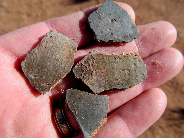 Prolific potsherds