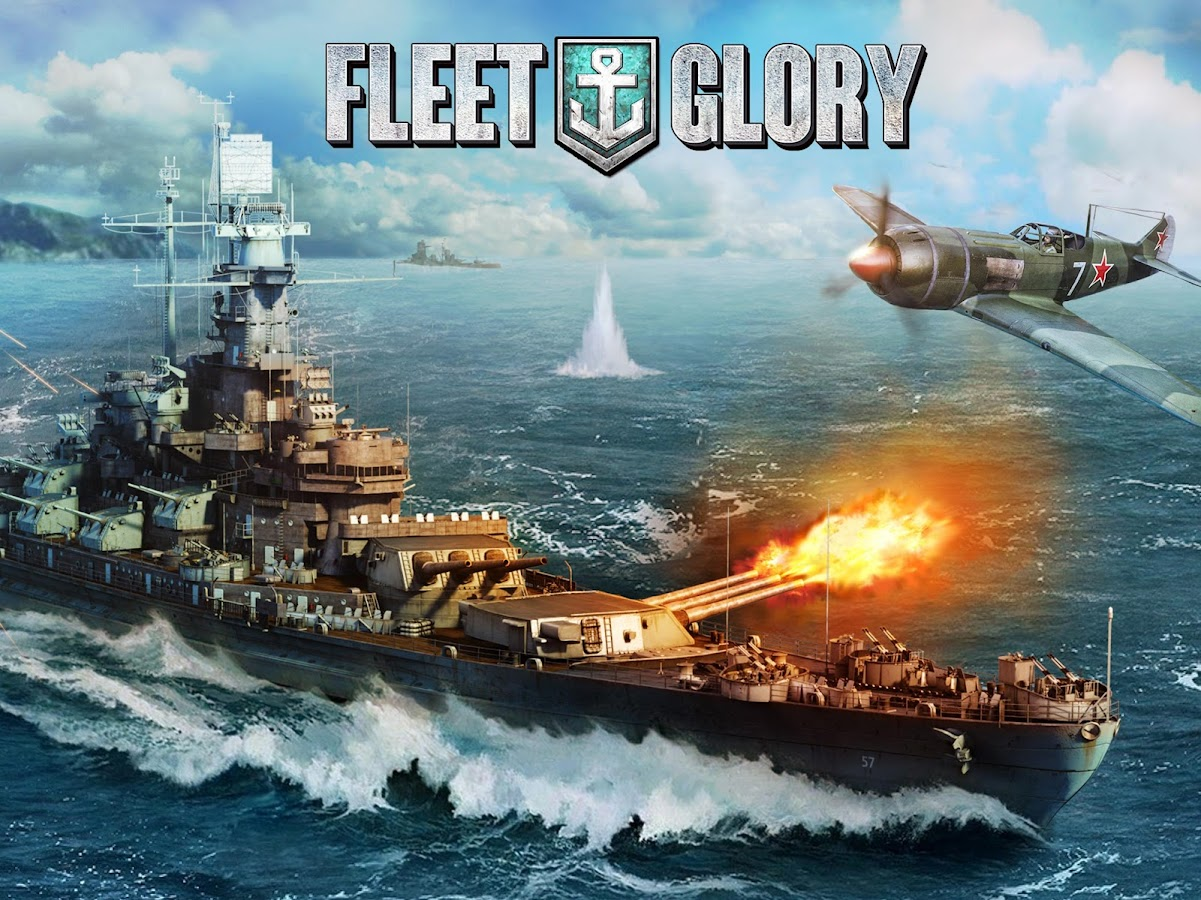 Fleet Glory- screenshot
