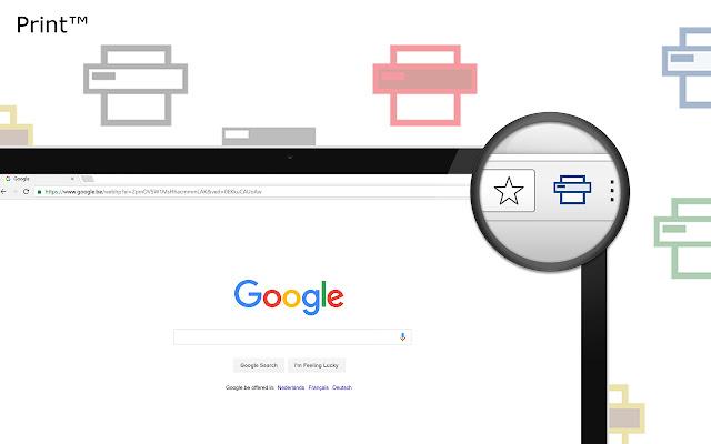 Print for Google Chrome