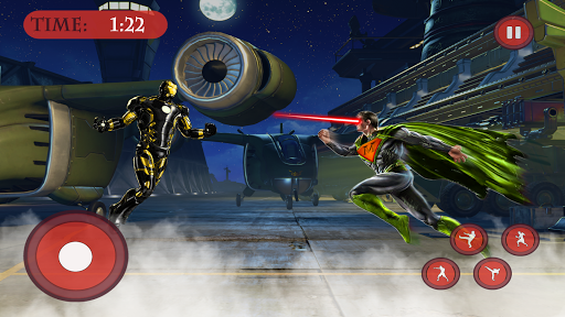 Real Fighting Immortal Gods Ring Arena Battle 3D 2 1.0 screenshots 9