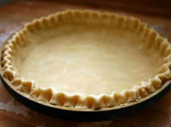 Double Crust Pie Shell.... Recipe