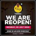 Kekiz The Cake Shop, Vepery, Chennai logo