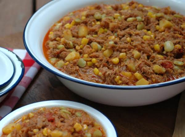 Uncle Luther's Brunswick Stew Recipe