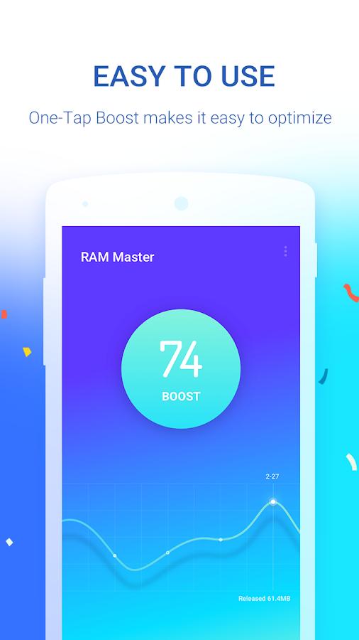 RAM Master - Memory Optimizer