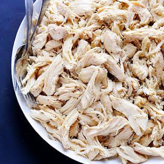 Crock Pot Shredded Chicken Breasts For Freezing .
