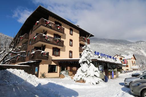 hotel chamonix hiver