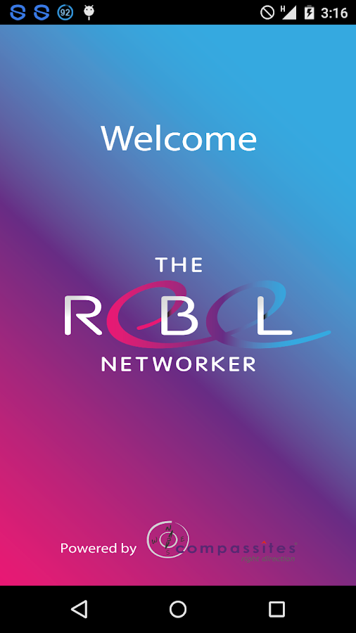 Rebel Networker- screenshot