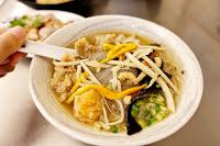 汐止美食 金豐 八寶冬粉/香菇肉羹