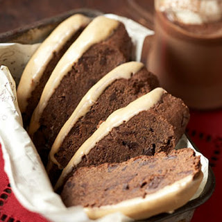 Peanut-Butter Brownie Biscotti