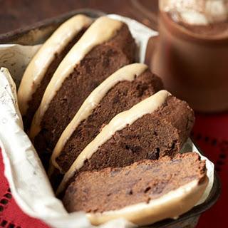 Peanut-Butter Brownie Biscotti.