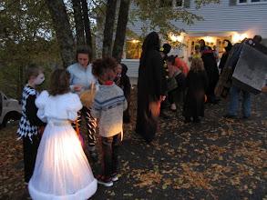 Photo: Halloween 2013 at GramEpat's