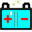 Battery room ventilation calc icon