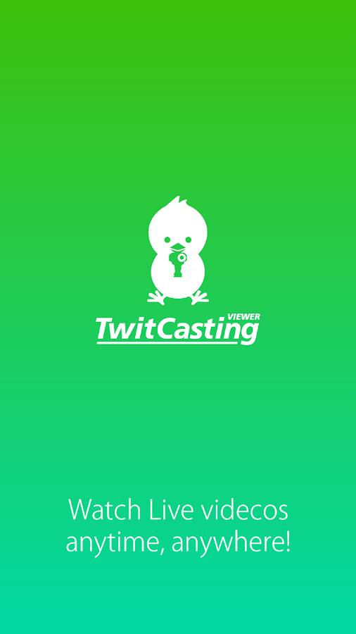 TwitCasting Viewer - (Free)- screenshot