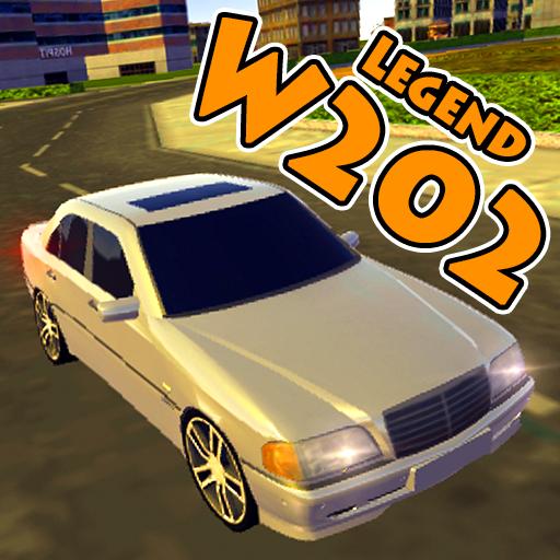 Legend W202 Drift Simulator